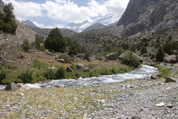 Верховья реки Уреч