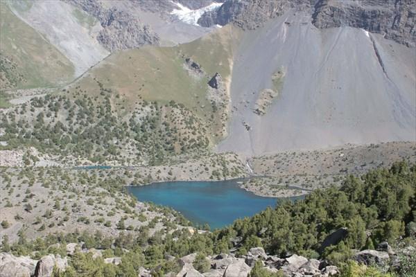 Озера Чапдара