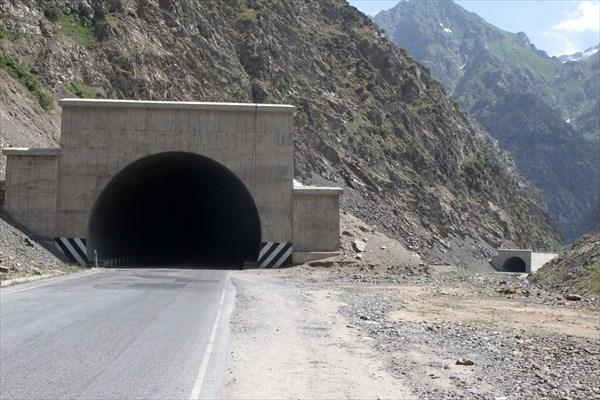 Череда тоннелей