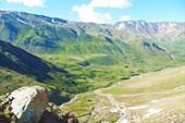Долина реки Кыртык.