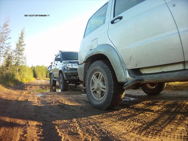 По дороге в Мурманск