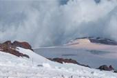 Радуга над Эльбрусом