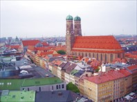 2-Прогулка по Мюнхену