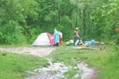 Сбор лагеря