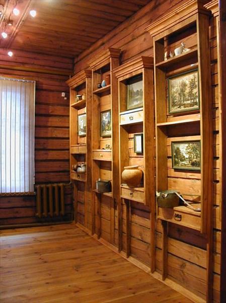 Комната в музее