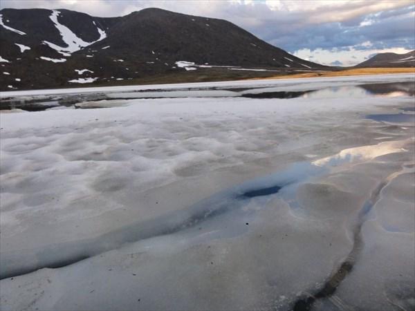 Сплошной лед