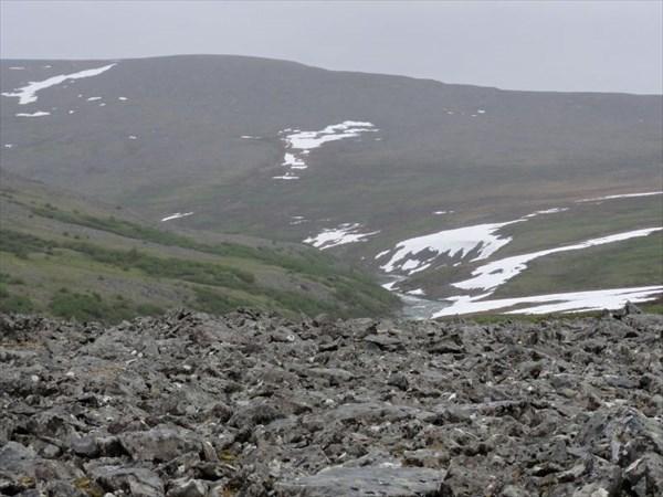 Вид с перевала