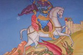 Святой Георгий, Мадаба