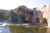 колесо в Хаме