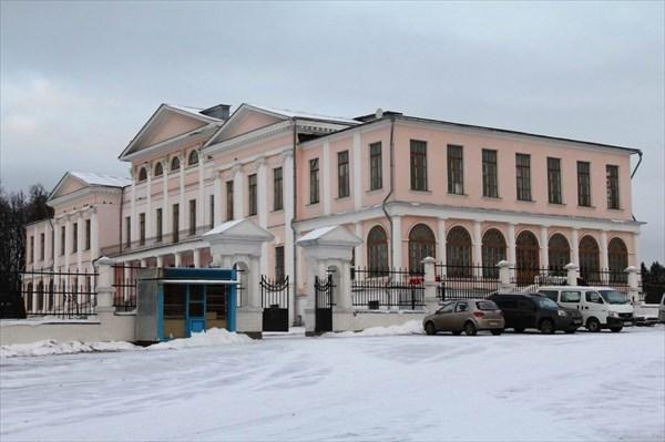 30.11.2013 Усадьба Дубровицы