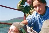 Мариночка, Юра и Витя