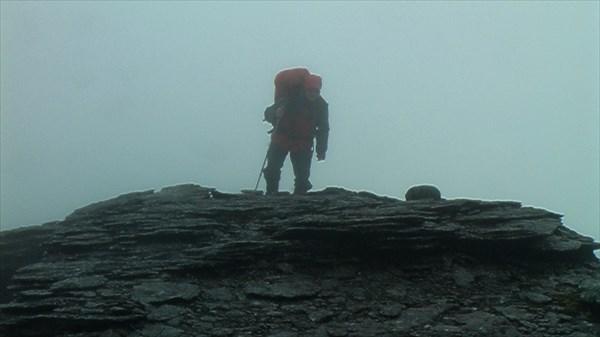 На вершине Ангвудасчорр