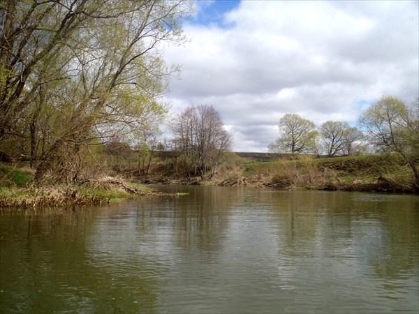 река серена калужская область рыбалка