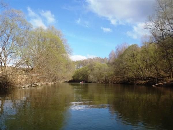 Река Серена.