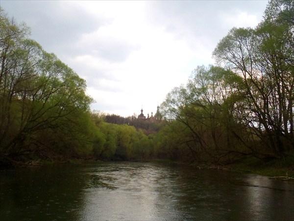 Монастырь Шамордино