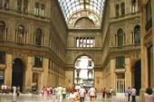 Галерея Умберто 1. Вид изнутри