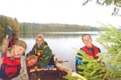 Озеро Вахваярви