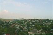 Вид с колеса обозрения на Севастополь
