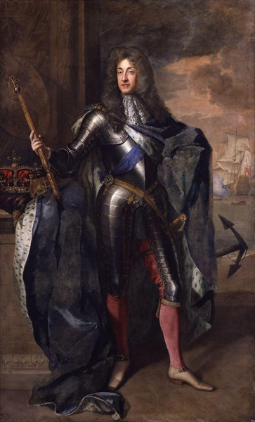 041-King James II by Sir Godfrey Kneller