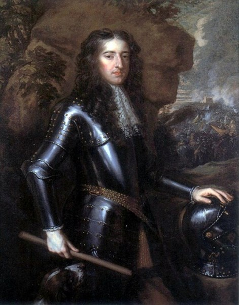 072-William III of England