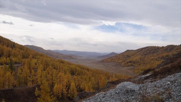 Перевал Чакыр