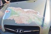 Карта пока чистая