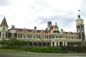 ЖД вокзал в Данидине, НЗ