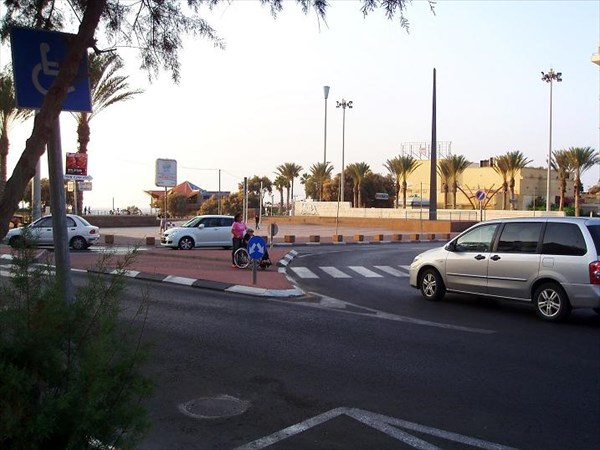 076-Нетания-перекресток