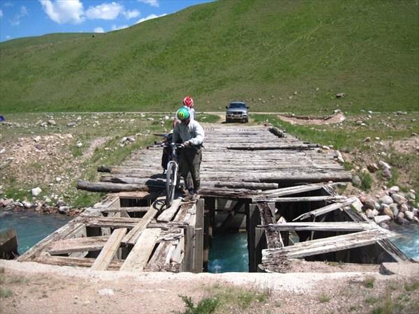 Мост через р.З.Каракол