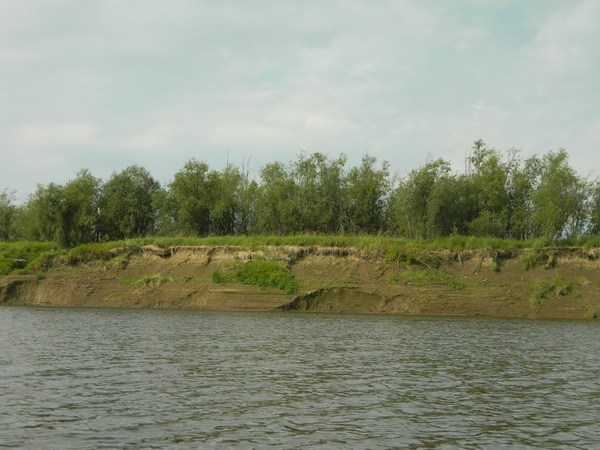 Протока Кульунлэнгпосл.