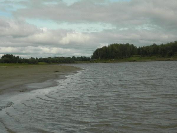 Протока Вологодская.