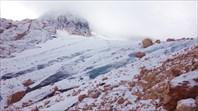 Низовья  Большого Фиштенского ледника