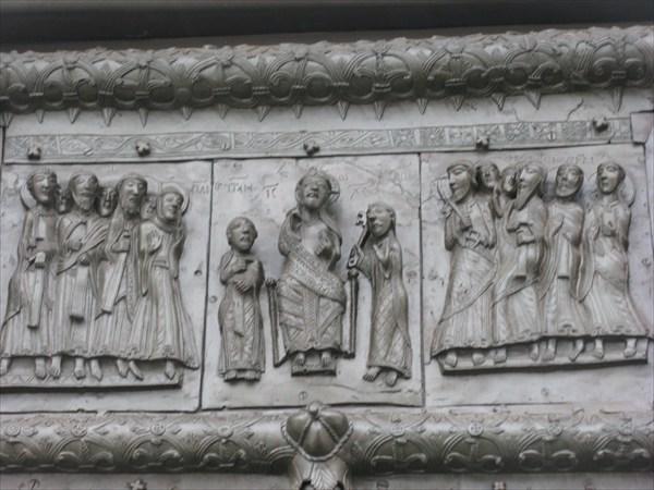 Магдебургские врата Софийского собора