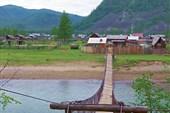 Мост в Верхней Гутаре