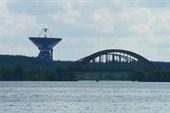 Мост и `связь с космосом`