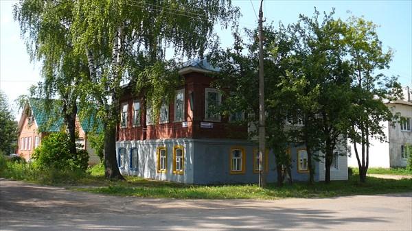 Домик в Калязине