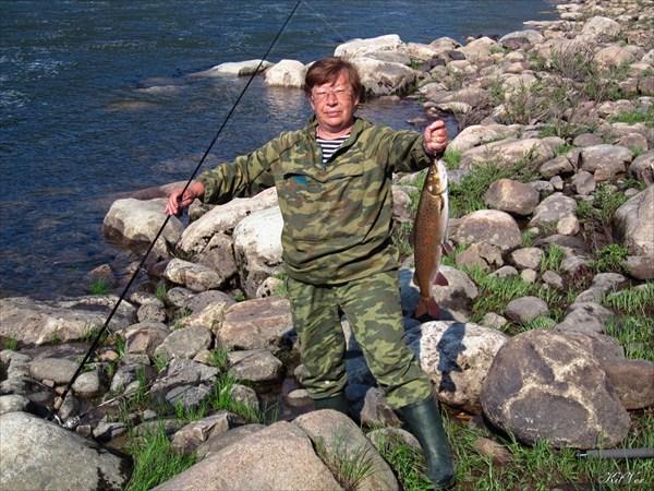Удача рыболова