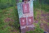 Памятник у зимовья ниже Пуричиканского порога