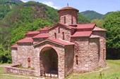 Аланские храмы в Архызе