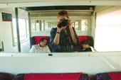 6-тиместное купе в вагоне первого класса