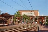 Ж/д вокзал в Мараккеше