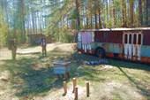 Лесная пасека `Тролейбус` на р. Кокшага