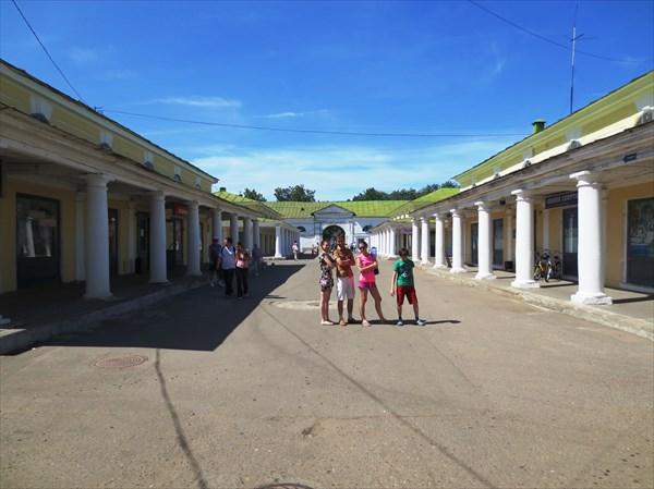 Мелочные торговые ряды 1831 - 1832, Кострома