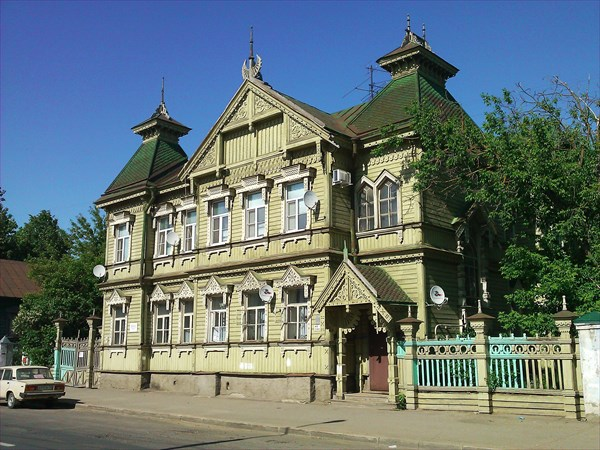 Дом купца Сапожникова 1893, Кострома