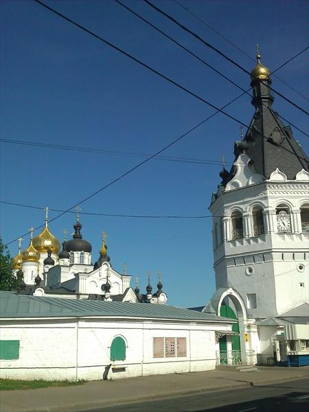 Богоявленско-Анастасиин женский монастырь возник 1425-1462