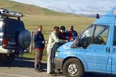 Участник Монгол-ралли