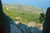 Вид из Медовой