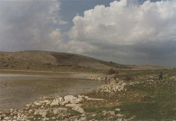 26. Озеро Эгиз-Тинах