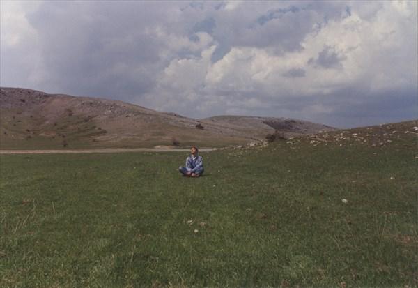 34. Константин Усольцев возле Эгиз-Тинаха