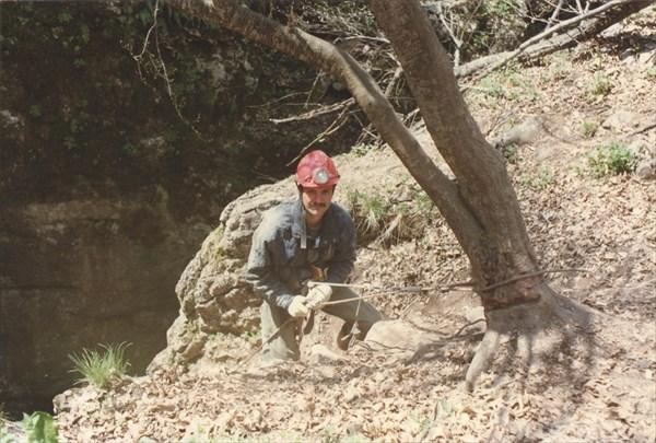40. пещера Дублянского 04.05.1996